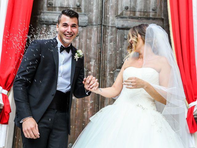 Il matrimonio di Michael e Cinzia a Stezzano, Bergamo 12