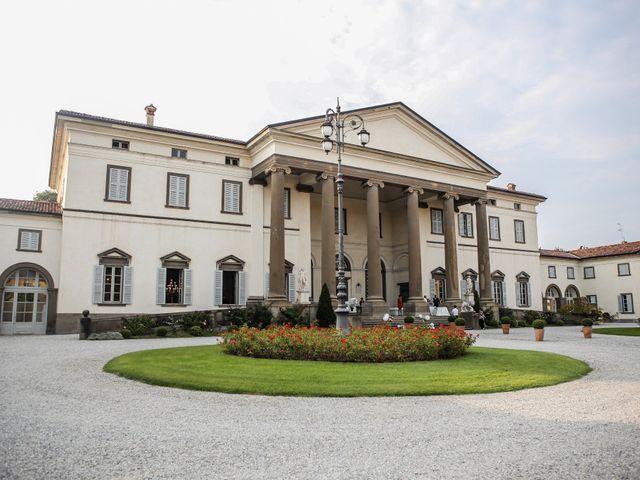 Il matrimonio di Michael e Cinzia a Stezzano, Bergamo 15