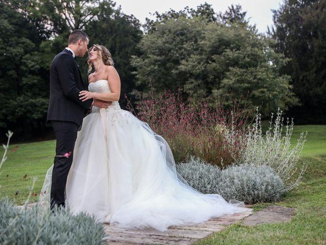 Il matrimonio di Michael e Cinzia a Stezzano, Bergamo 18