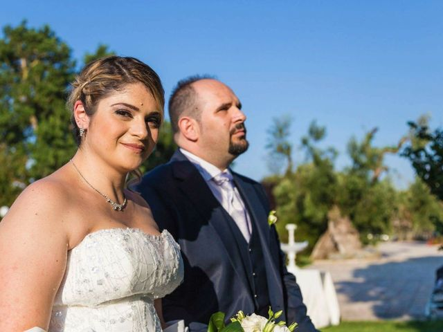 Il matrimonio di Marco e Chiara a Lequile, Lecce 1