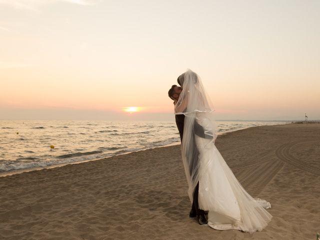 Il matrimonio di Simone e Federica a Fiumicino, Roma 2