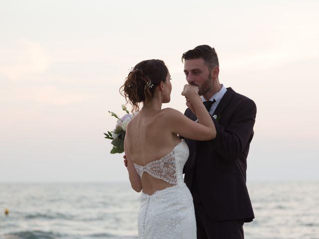Il matrimonio di Simone e Federica a Fiumicino, Roma 3