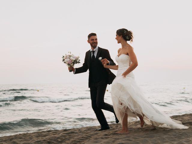 Il matrimonio di Simone e Federica a Fiumicino, Roma 4