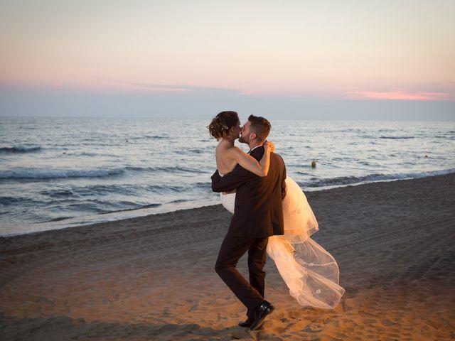 Il matrimonio di Simone e Federica a Fiumicino, Roma 5