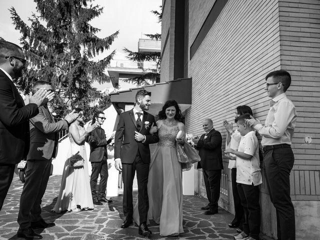 Il matrimonio di Simone e Federica a Fiumicino, Roma 23