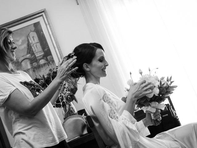 Il matrimonio di Simone e Federica a Fiumicino, Roma 25