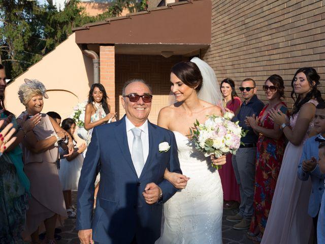 Il matrimonio di Simone e Federica a Fiumicino, Roma 34
