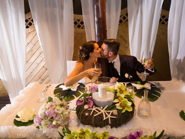 Il matrimonio di Simone e Federica a Fiumicino, Roma 36