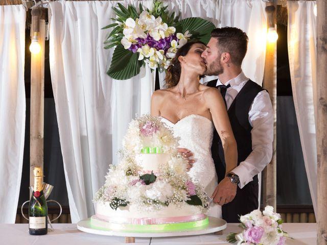 Il matrimonio di Simone e Federica a Fiumicino, Roma 38