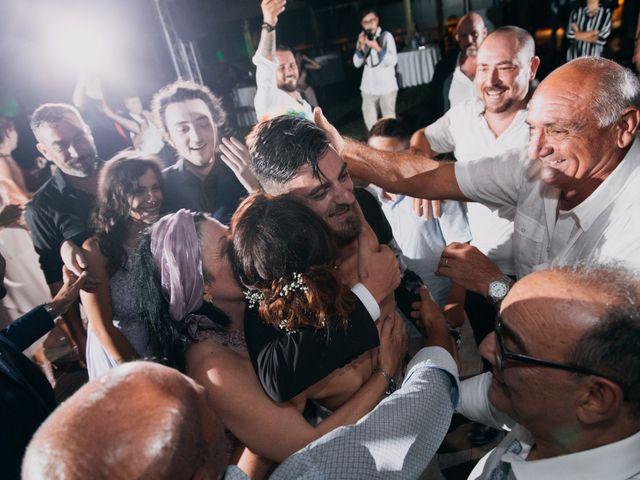 Il matrimonio di Simone e Federica a Fiumicino, Roma 39