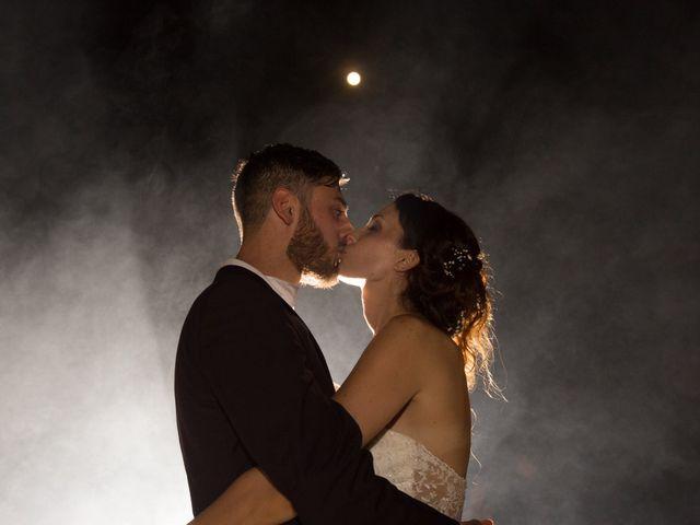 Il matrimonio di Simone e Federica a Fiumicino, Roma 42