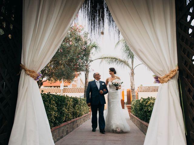 Il matrimonio di Simone e Federica a Fiumicino, Roma 45