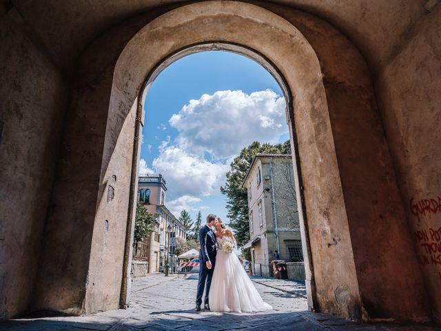 Il matrimonio di Marco e Serena a Sarzana, La Spezia 78