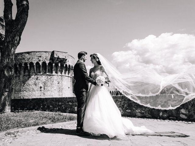 Il matrimonio di Marco e Serena a Sarzana, La Spezia 85
