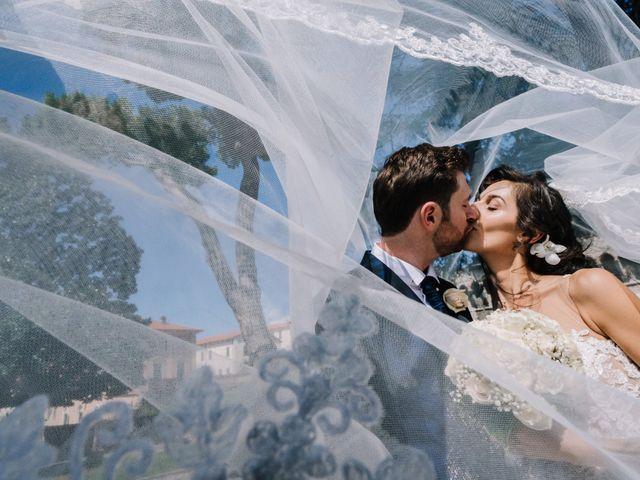 Il matrimonio di Marco e Serena a Sarzana, La Spezia 1