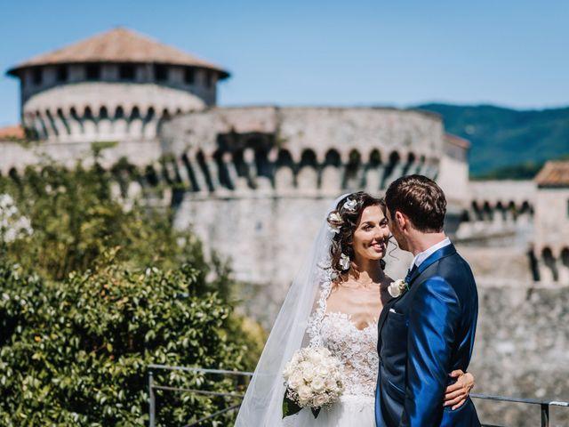 Il matrimonio di Marco e Serena a Sarzana, La Spezia 92