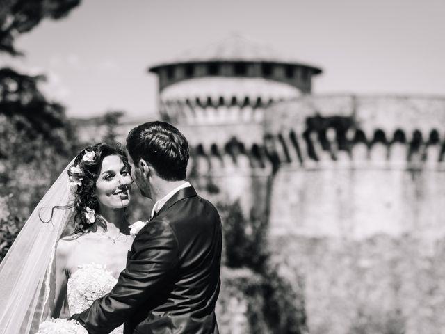 Il matrimonio di Marco e Serena a Sarzana, La Spezia 93