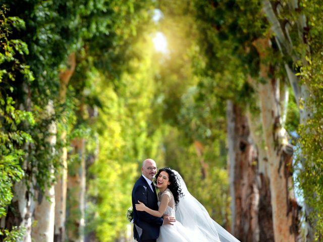 Le nozze di Rosamaria e Adriano