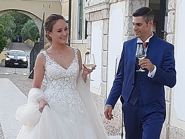 Il matrimonio di Alice e Marco a Sona, Verona 3