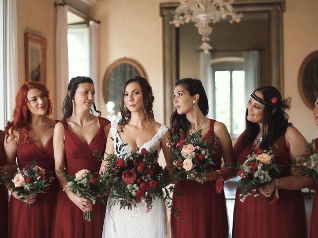 Il matrimonio di Stefano e Elisa a Passirano, Brescia 6