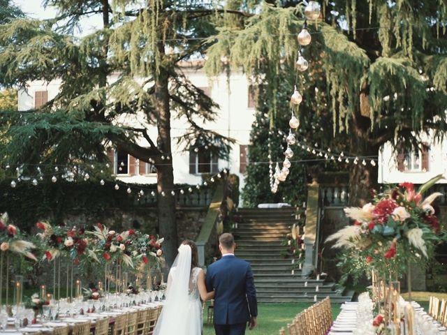 Il matrimonio di Stefano e Elisa a Passirano, Brescia 9