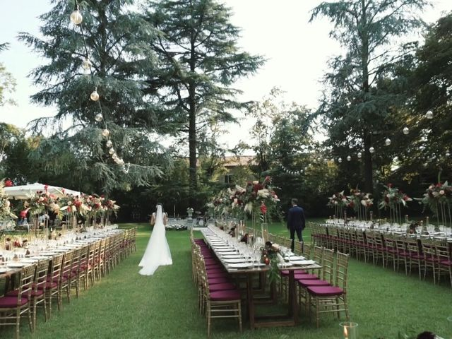 Il matrimonio di Stefano e Elisa a Passirano, Brescia 13