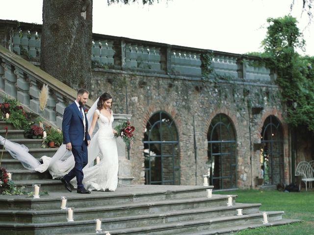 Il matrimonio di Stefano e Elisa a Passirano, Brescia 16