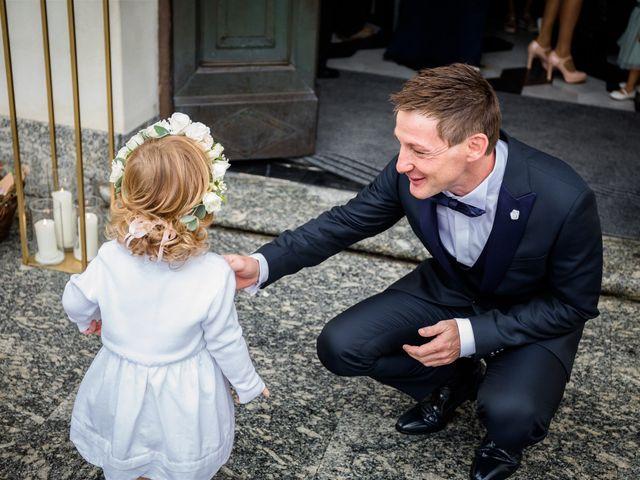 Il matrimonio di Marco e Federica a Como, Como 31