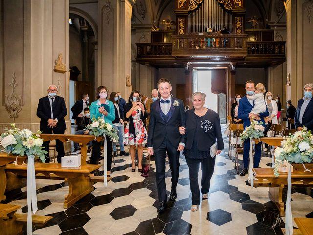 Il matrimonio di Marco e Federica a Como, Como 32