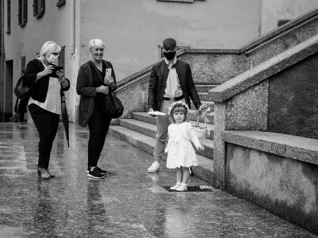 Il matrimonio di Marco e Federica a Como, Como 36