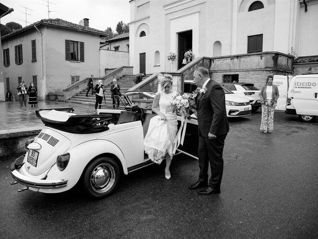 Il matrimonio di Marco e Federica a Como, Como 37