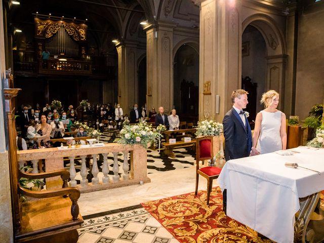 Il matrimonio di Marco e Federica a Como, Como 41