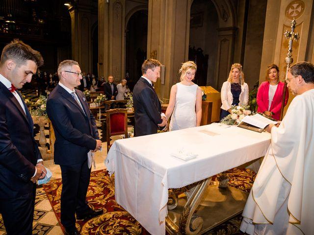 Il matrimonio di Marco e Federica a Como, Como 43