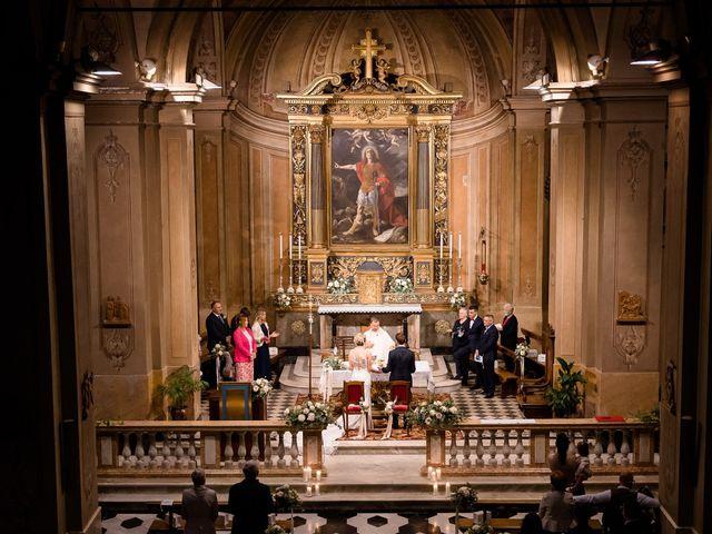 Il matrimonio di Marco e Federica a Como, Como 47