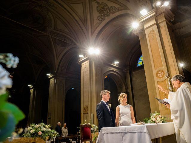 Il matrimonio di Marco e Federica a Como, Como 50