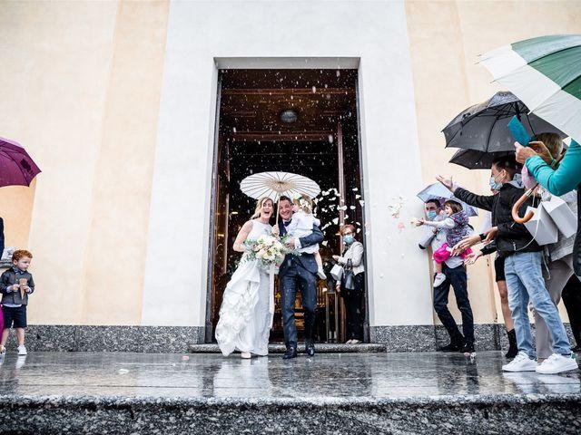 Il matrimonio di Marco e Federica a Como, Como 53