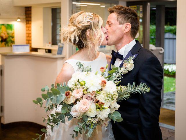 Il matrimonio di Marco e Federica a Como, Como 64