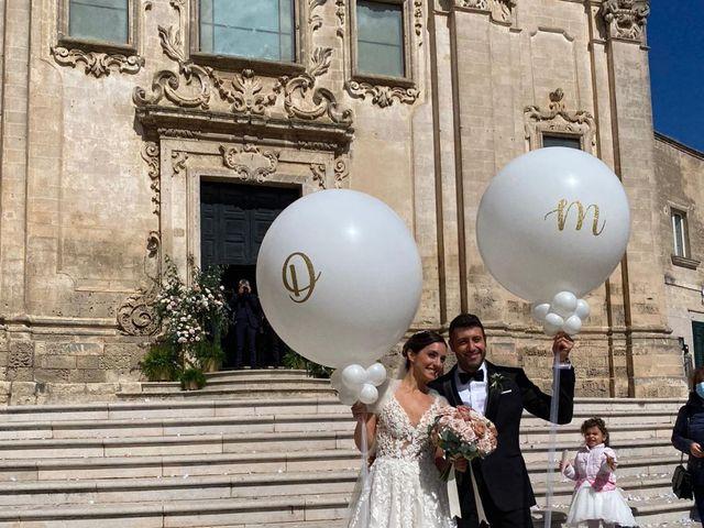 Il matrimonio di Daniele  e Mariangela a Matera, Matera 1