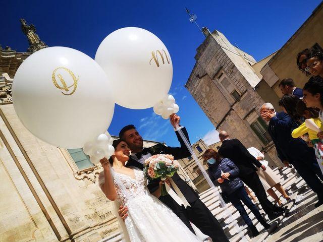 Il matrimonio di Daniele  e Mariangela a Matera, Matera 4