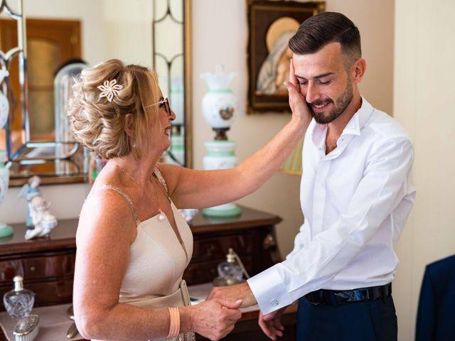 Il matrimonio di Terry e Matteo a Bagheria, Palermo 2