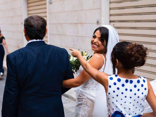 Il matrimonio di Terry e Matteo a Bagheria, Palermo 23
