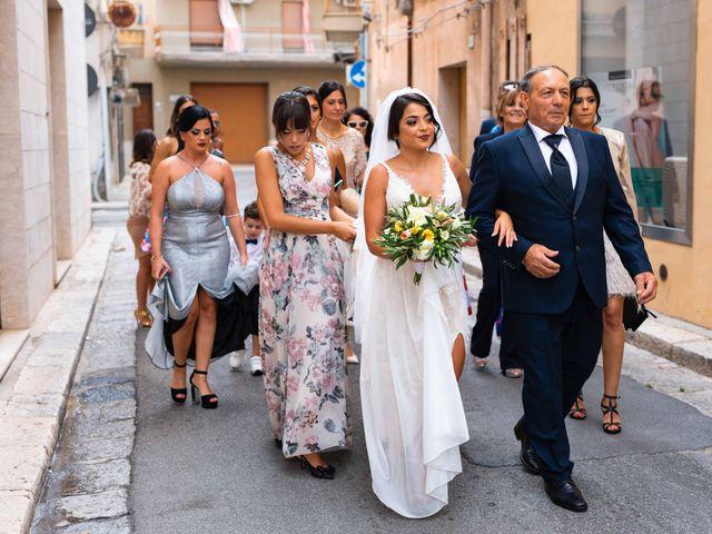 Il matrimonio di Terry e Matteo a Bagheria, Palermo 24