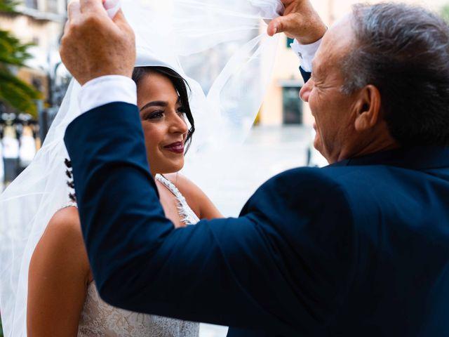 Il matrimonio di Terry e Matteo a Bagheria, Palermo 25
