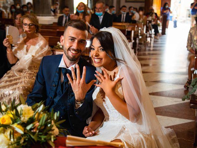 Il matrimonio di Terry e Matteo a Bagheria, Palermo 28