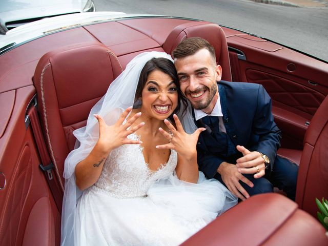 Il matrimonio di Terry e Matteo a Bagheria, Palermo 31