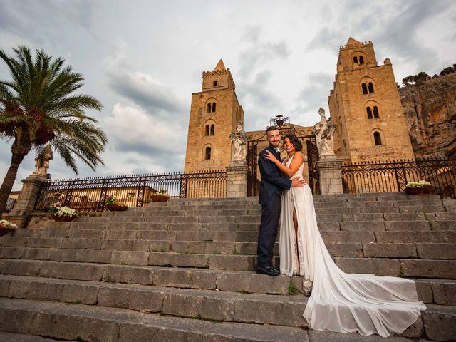 Il matrimonio di Terry e Matteo a Bagheria, Palermo 32