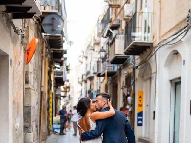 Il matrimonio di Terry e Matteo a Bagheria, Palermo 33