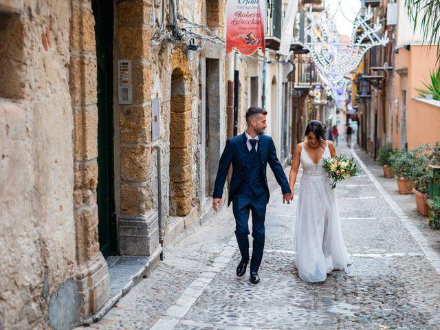 Il matrimonio di Terry e Matteo a Bagheria, Palermo 34
