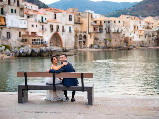 Il matrimonio di Terry e Matteo a Bagheria, Palermo 37