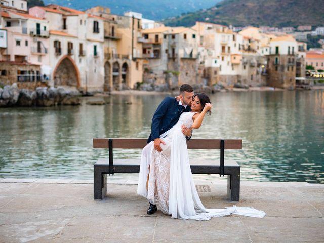 Il matrimonio di Terry e Matteo a Bagheria, Palermo 38